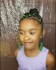 kids knotless box braids * kids knotless box braids kids knotless box braids with beads kids knotless box braids styles kids knotless box braids with color kids knotless box braids medium kids knotless box braids with curly ends Little Girls Ponytail Hairstyles, Kids Updo Hairstyles, Little Girl Ponytails, Little Girl Braid Styles, Toddler Braided Hairstyles, Black Kids Hairstyles, Kid Braid Styles, Baby Girl Hairstyles, Natural Hairstyles For Kids
