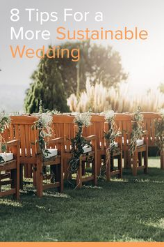 Tips for an eco-friendly, environmentally friendly wedding and wedding reception. Includes ideas for plastic free and biodegradable, energy saving ways to reduce your footprint. Suggestions for using local flowers and maintaining a zero-waste mindset. Sustainable Wedding, Sustainable Gifts, Rustic Wedding, Wedding Reception, Rainbow Wedding, Wedding Trends, Wedding Ideas, Second Weddings, Wedding Poses