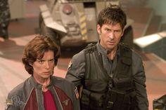 SGA The Siege Part 2; S1E20 Dr. Weir and Sheppard