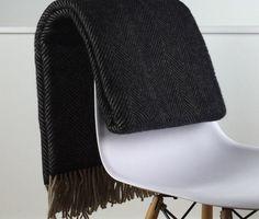 Pure New Wool Soft, Warm & Fluffy Blanket - Light & Glory Belgravia Blanket #londonblankets #lightandglory #purewool #loveoursheep