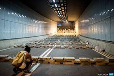 Alex Ogle's Iconic Shots of the Umbrella Movement, Part 1/2 #umbrellarevolution