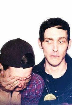 Robin Lord Taylor and Cory Michael Smith the cutest thing part 2