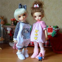 Костюм для Littlefee, Yo-sd и подобхых кукол. / Все для BJD / Шопик. Продать купить куклу / Бэйбики. Куклы фото. Одежда для кукол