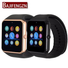 0846f1cbed6 Bluetooth Smart Watch support SIM SD Card Smartwatch For Android Smartphone  clock PK GT08 Q18 A1 for Samsung HUAWEI phones-in Smart Watches from  Consumer ...