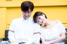 by naver and dispatch, lee joon, father is strange, jung so-min Lee Min Jung, Wattpad Quotes, Perfect Together, Lee Joon, Kdrama Actors, Korean Actors, Korean Idols, Korean Dramas, Matching Couples
