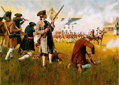 The British Banned Guns On Our Founding Fathers & It Brought About A Revolution