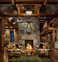 Let's snuggle by the fireplace tonight!!