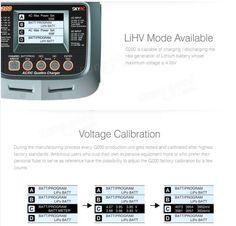 SkyRC Q200 QUATTRO AC/DC 2X100W 2X50W Lipo Battery Balance Charger Discharger Sale - Banggood.com
