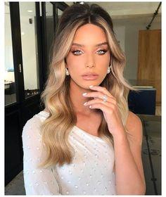 Formal Hairstyles For Long Hair, Evening Hairstyles, Bride Hairstyles, Down Hairstyles, Simple Hairstyles, School Hairstyles, Updo Hairstyle, Everyday Hairstyles, Medium Hair Styles