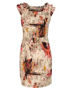 Fair Trade Cotton Pollock Pepi Dress from Komodo @ £72.00