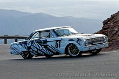 Pikes Peak International Hill Climb 2014 | 276KEY