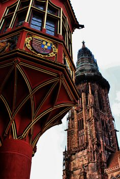 Freiburg, Germany - Would love to go back in the next few years...
