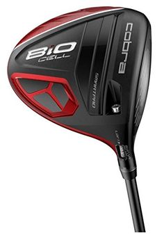 Cobra Mens Bio Cell Golf Driver Left Hand Graphite Stiff Red ** Learn more by visiting the image link. Note: It's an affiliate link to Amazon