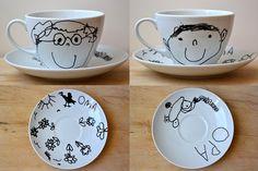 die 557 besten bilder von tassen ceramic painting china painting und painted cups. Black Bedroom Furniture Sets. Home Design Ideas
