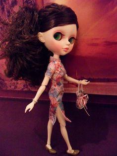 Tangkou doll- Chinese girl