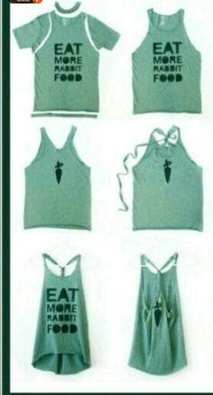 Good workout shirt idea