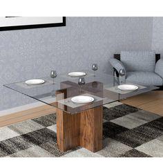 Você gostou da cadeira, mas quer uma mesa diferente? Não tem problema! Temos várias opções no site #MadeiraMadeira! #Prod97160