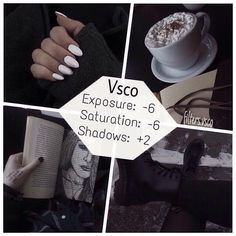 Instagram Filter Ideas VSCO cam #Technology #Trusper #Tip