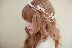 LoBoheme hair accessory.