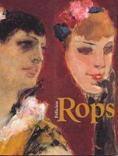 Félicien Rops : un simbolista transgresor (1833-1898) http://fama.us.es/record=b2715924~S5*spi
