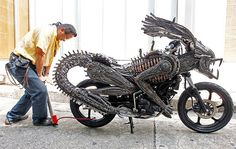 wild bike design