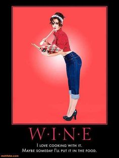 love my wine!
