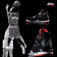 check out 31135 556c9 AJ4 Breds. Jordan 4Jordan ...