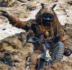 Mad max fury road rock rider