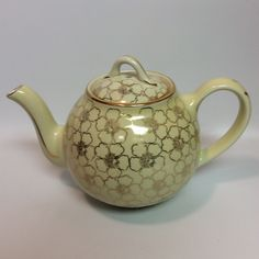 Hall 6 cup French Teapot by TimesTinCup on Etsy