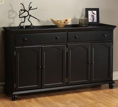 Harwick 4+2 Buffet - Sideboards - Kitchen And Dining Room Furniture - Furniture | HomeDecorators.com