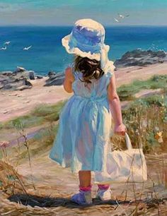Un grand peintre Vladimir Volegov Painting & Drawing, Watercolor Paintings, Crab Painting, Italy Painting, Garden Painting, Watercolors, Vladimir Volegov, Illustration Art, Illustrations