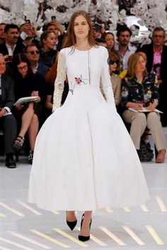 Christian Dior AW2014-2015 Haute Couture