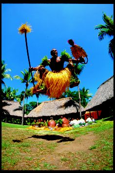 What about seeing a Fijian Meke Performance? #Fiji