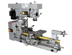 Smithy Combo Lathe Mill | Smithy - The Original & Still the Best