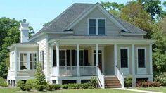 Love this house! square feet of living space: Eden Ridge, plan Best House Plans, Dream House Plans, House Floor Plans, My Dream Home, Dream Homes, Cottage Plan, Cottage Homes, Cottage Style, Country Farmhouse Decor