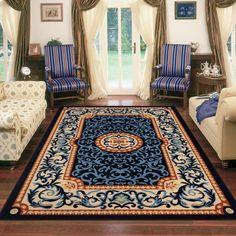 View Our Range Of Navy Floor Rugs Online. Rugs In Living Room, Floor Rugs, Navy Rug, Rugs, Rugs Australia, Home, Rugs Online, Rugs On Carpet, Home Decor
