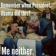 Bush for life.