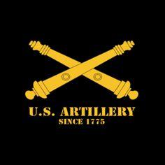 U.S. Artillery T-Shirt #military #AATC