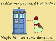 Funny doctor who Sheldon