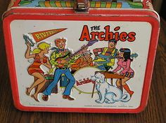 The Archies lunch box