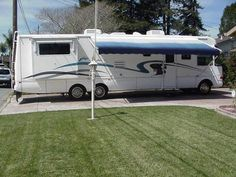 2001 National RV Dolphin 5373 for sale by owner on RV Registry http://www.rvregistry.com/used-rv/1012682.htm