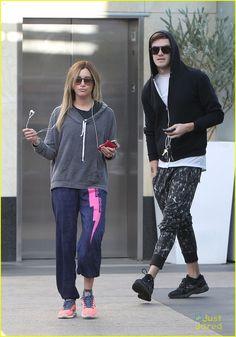 Ashley Tisdale: It's Ashley Tisdale International Day! | ashley tisdale gym international day 01 - Photo