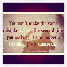 Quotes About Accountability And Mistakes | mistake #lesson #learn #instapic #real #quotes #ipod #responsibility ...