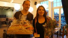 Winnaars #Stampions a/d Zaan 2015: Sinclair en Katja!