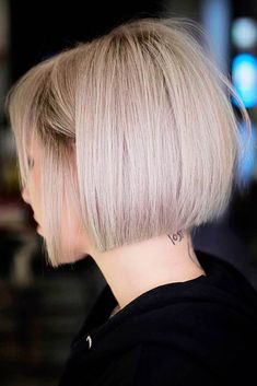 The thing about short bob haircuts is that they are extremely popular these days. Never underestimate short bob haircuts! Who knows when you are going to rush to your stylist to try these fancy ideas out? Just saying! #haircuts #shorthaircuts #bobhaircuts #shortbob