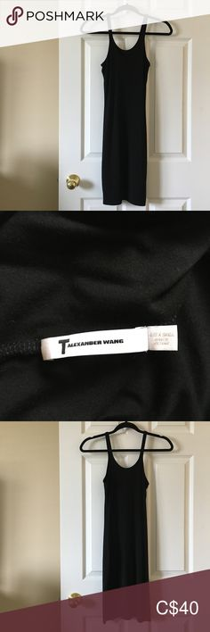 Spotted while shopping on Poshmark: T by Alexander Wang Fit Pit, Plus Fashion, Fashion Tips, Fashion Trends, Tank Dress, Alexander Wang, Scoop Neck, Things To Sell, Dresses