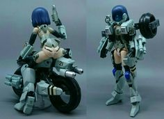 Twitter 3d Figures, Custom Action Figures, Soldado Universal, Acton Figure, Sf Movies, Robotech Macross, Frame Arms Girl, Gundam Custom Build, Sci Fi Models