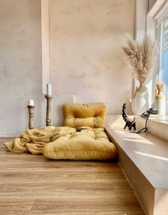 Floor Couch, Mattress On Floor, Floor Cushions, Daybed Mattress, Japanese Futon, Japanese Mattress, Small Futon, Big Pillows, Large Floor Pillows