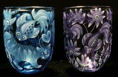 Chris Ainslie Glass Engraving