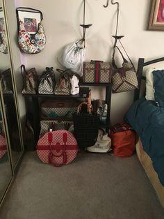 My Vintage Gucci Handbag Collection